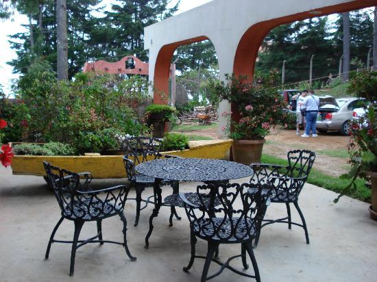 San Ignacio, El Salvador: El Parqueo