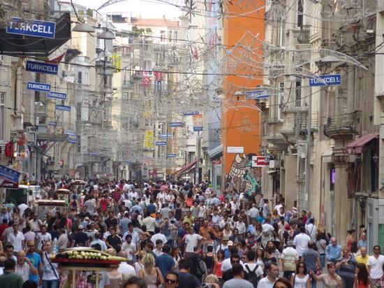 Istanbul Walk : Iskitlal (07.11)