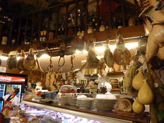I' Mangiarino: Great atmosphere