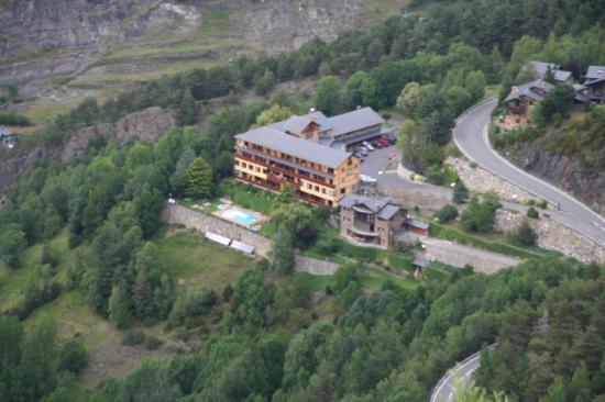 Hotel Babot : vista del hotel