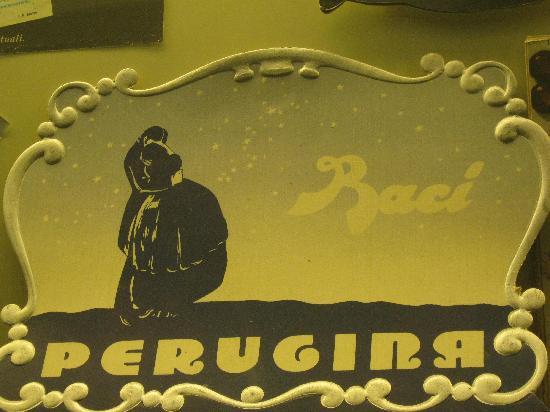 "Perugina Chocolate Factory: i famosi ""Baci"""