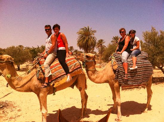 Club Magic Life Penelope Beach Imperial: camel ridng