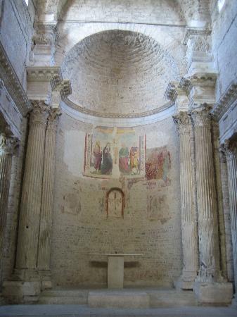 Spoleto, Italy: L'abside
