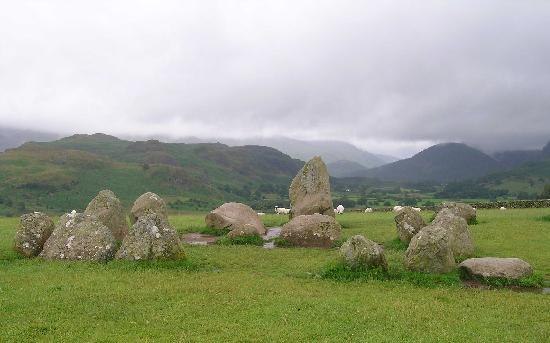 Brookfield B&B: Castlerigg Stone Circle