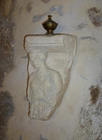 Venetian Guest's House: Fresco in bar