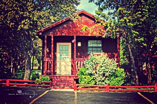 Canyon Lake Cabins & Cottages: our cottage