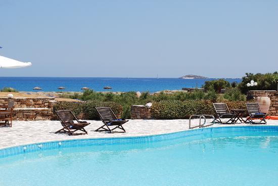 Villa Marandi Luxury Suites: La piscine