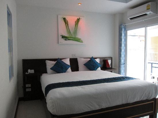 Ruen Buathong Boutique Guest House: Room@daytime