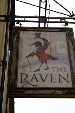The Raven of Bath