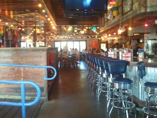 Joes Crab Shack: Interior View