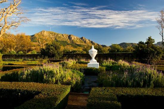 Steenberg Hotel - Herb Garden