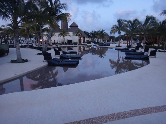 Secrets Maroma Beach Riviera Cancun: one of the pools