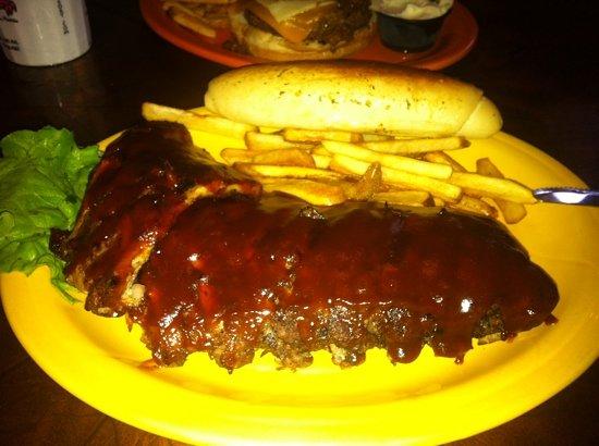 Dave's Last Resort & Raw Bar: la foto fatta col cellulare non rende giustizia a questo fenomenale piatto!!!