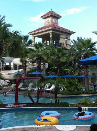 Hammock Beach Resort Water Slide