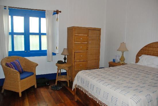 La Posada Azul : Our room #2 very spacious & nice. Great AC and hot water