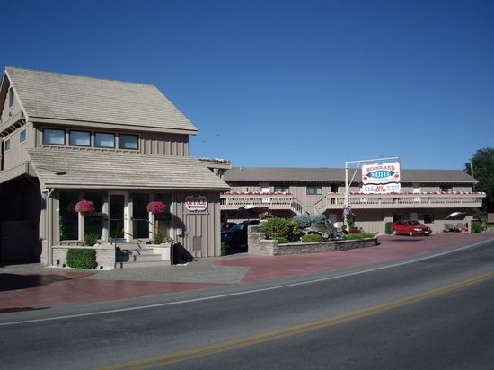Woodland Motel: Voted Best Motel in 2010