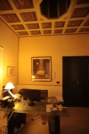 "B&B Sant'Agostino : ""business"" center"