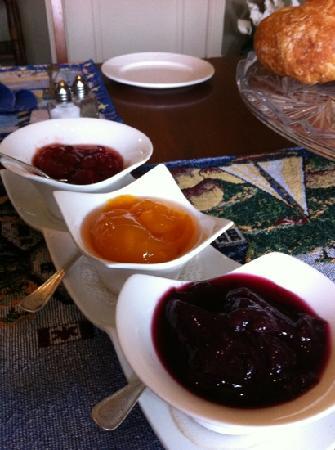 Auberge Ancrage : breakfast 5