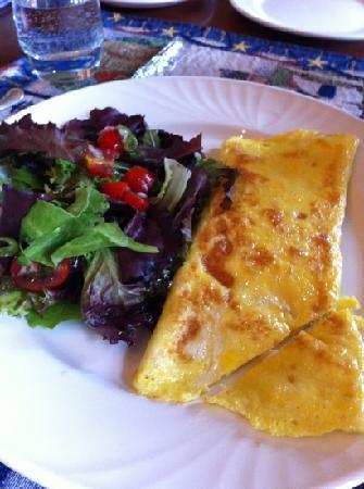 Auberge Ancrage : breakfast 10