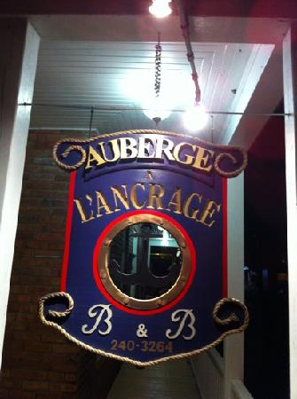 Breakfast photo de auberge ancrage baie st paul for Auberge maison otis