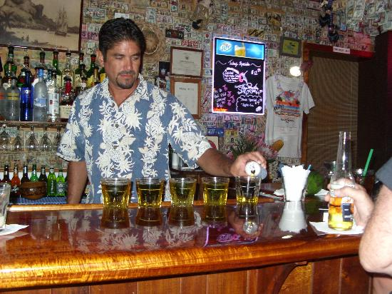 Dina's Sandwitch : Jager Bombs anyone? 1 of the best prices on Maui