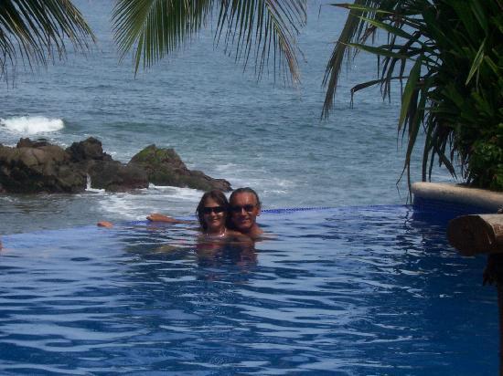 Playa Escondida: Mr. and Mrs B