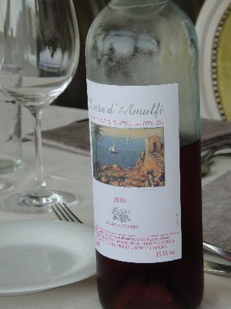 Ristorante Capricorno: Belo vinho!