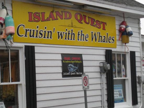 Island Quest Marine: Island Quest Building