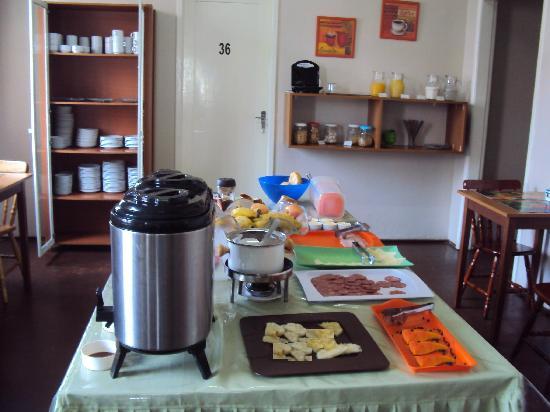 Big Hotel Osorio : 12.- Osorio- Big Hotel:  desayuno