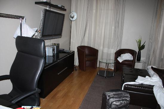 Residence Pelican: 広い部屋