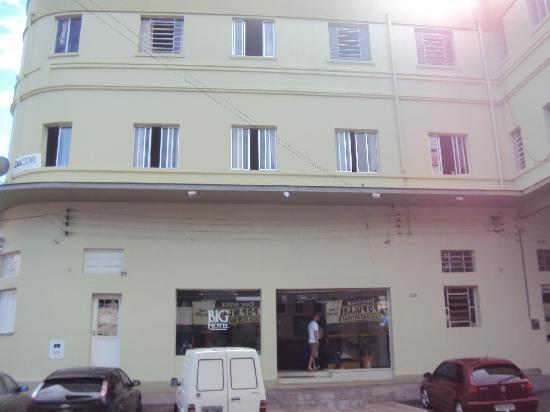 Big Hotel Osorio : 1.-Osorio- Big Hotel:  fachada frontal