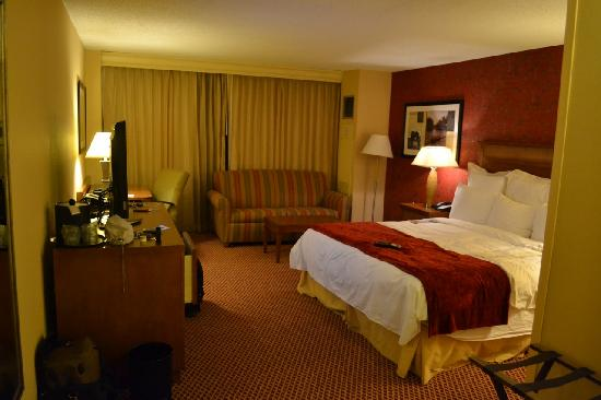 The Hotel ML: Hotel Room for one