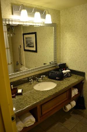 The Hotel ML: Bathroom