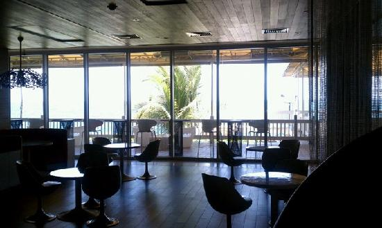 The Condado Plaza Hilton: one of the lounge areas