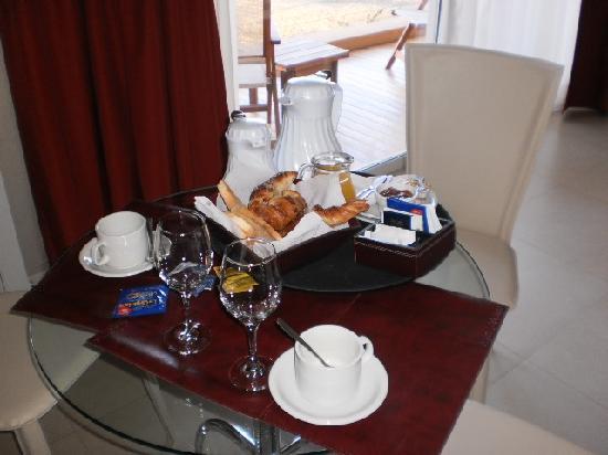 Nono, Argentina: Desayuno