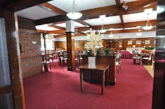Hotel Armitage : restaurant