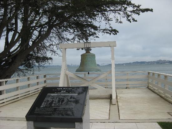 Angel Island State Park: First Step on US soil