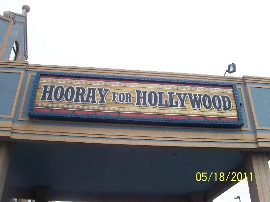 King's Castle Theatre: Sign on Building