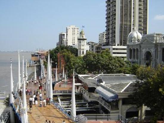 Guayaquil's city