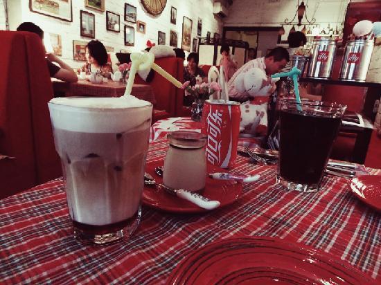 ShangHai GLISMATTEN RuiShi Hotpot Wu: Strawberry Latte