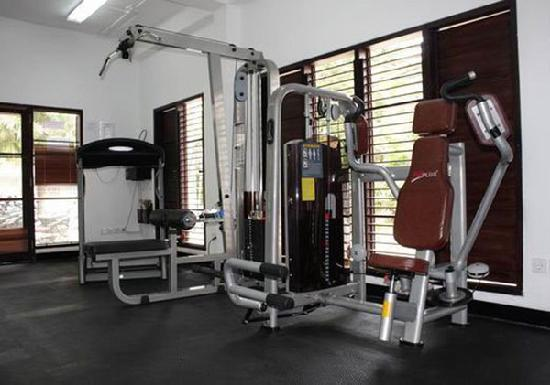 The Elysian: gym