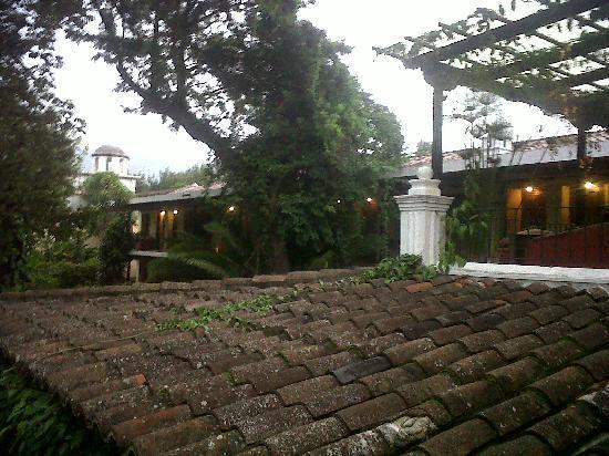 Hotel Las Farolas: Segundo Piso