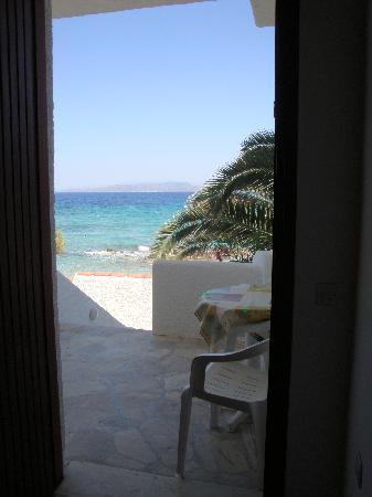 The Beachhouse: Uitzicht vanuit Studio