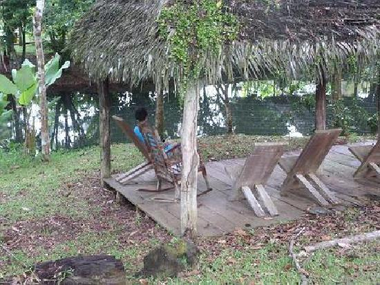 La Quinta de Sarapiqui Country Inn: un obervatoire pour la faune