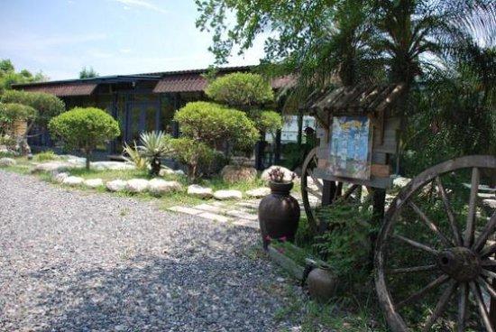 蓮花河畔北成庄