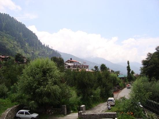 Hotel Beas View: View From the Hotel