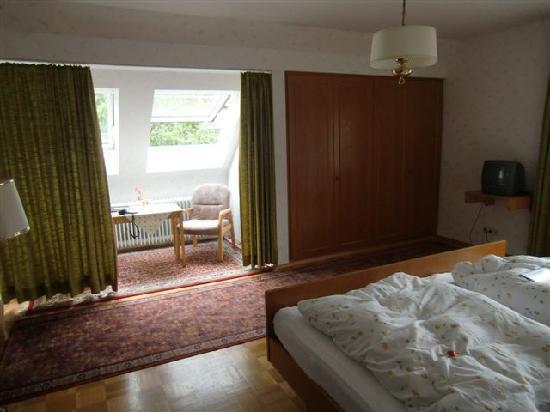 Waldschlösschen: room 24