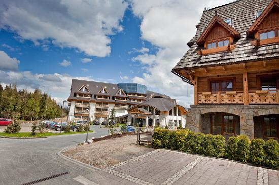 Grand Nosalowy Dwor Zakopane Poland Hotel Reviews Photos