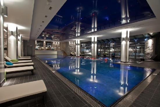 Swimming Pool Picture Of Grand Nosalowy Dwor Zakopane Tripadvisor