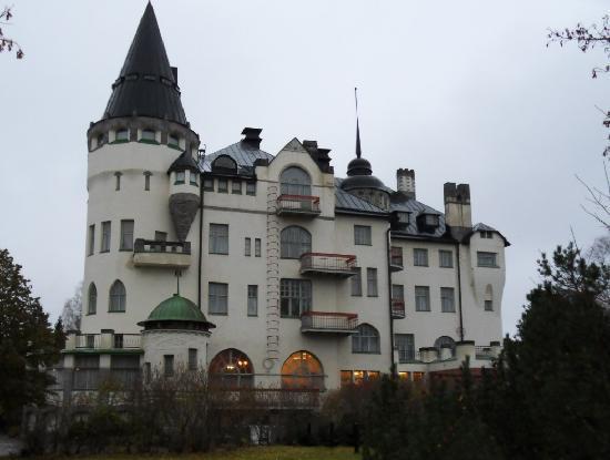 Imatra, Finlandia: Castle Hotel